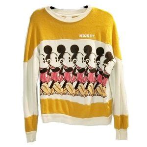 DISNEY Vintage mickey sweatshirt